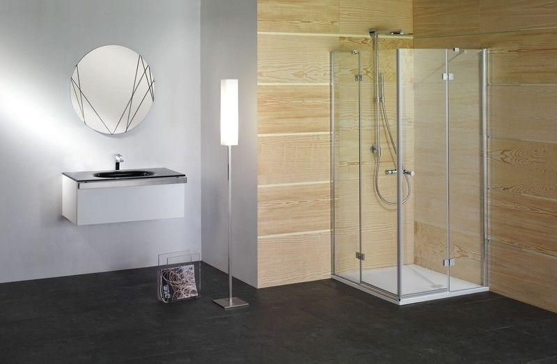Mamparas duchas baratas mampara cristal ducha angular - Mamparas de ducha frontales baratas ...
